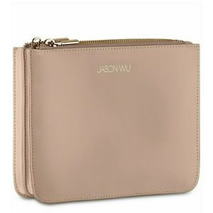 🆕️Jason Wu Dual Compartment Cosmetic Bag